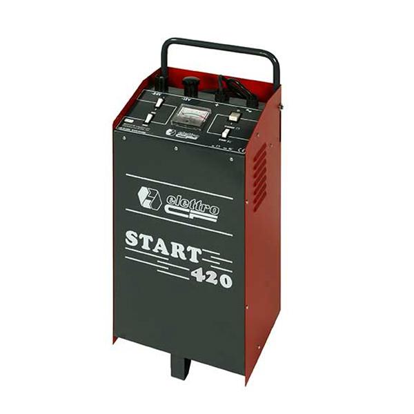 شارژر باتری و استارتر الترو Elettro مدل Start 420